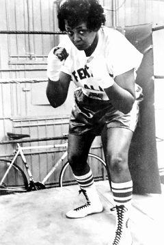 Jackie Tonawanda Female Muhammad Ali