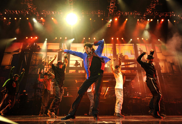 Michael Jackson's Last Concert Rehearsal At Staples Center - June 23, 2009