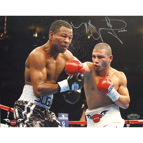 Miguel Cotto Autographed Memorabilia at www.substancecollectables.com