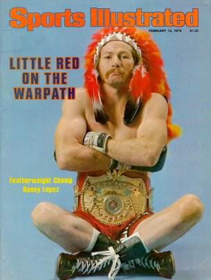 "Any fight fan knows that Ernie is the older brother of Danny ""Little Red"" Lopez."