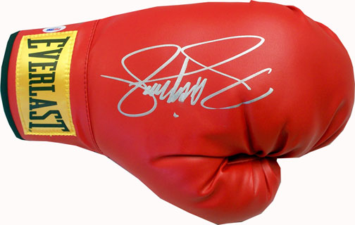 manny pacquiao glove offered at www.substancecollectables.com