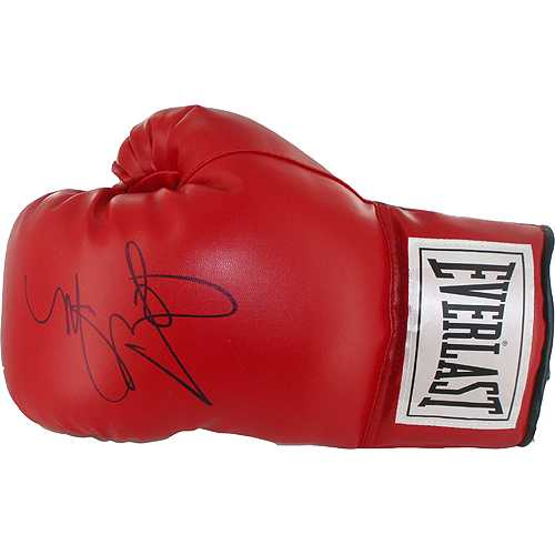 Miguel Cotto glove offered at www.substancecollectables.com