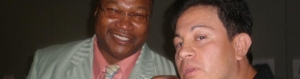 Milton and Larry Holmes